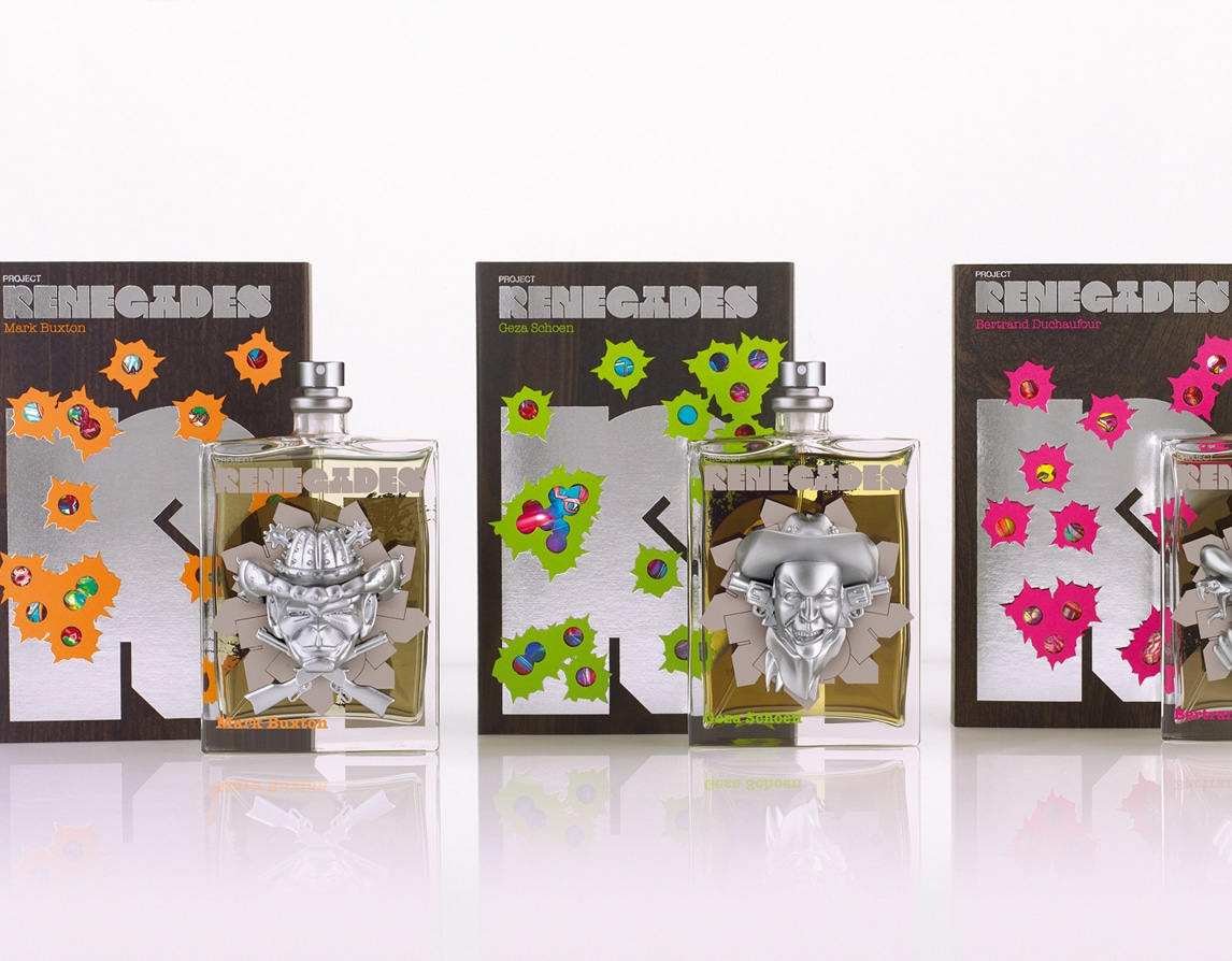 renegades perfumes mark buxton